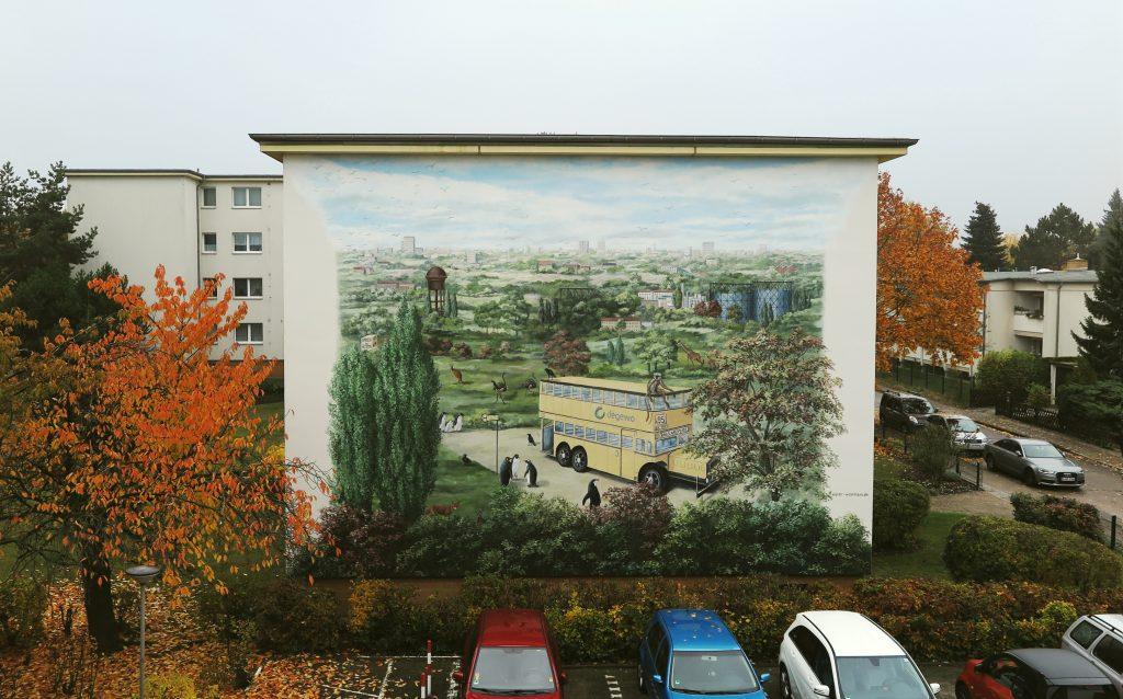 Wandbild Ringelnatzstrasse a