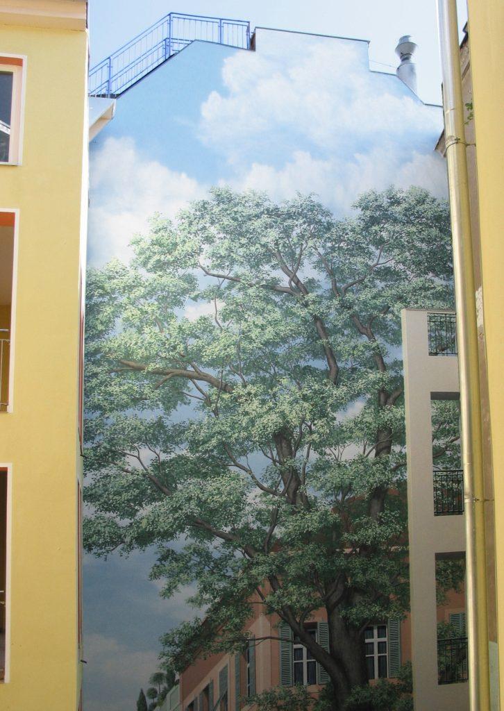 Architekturmalerei 1