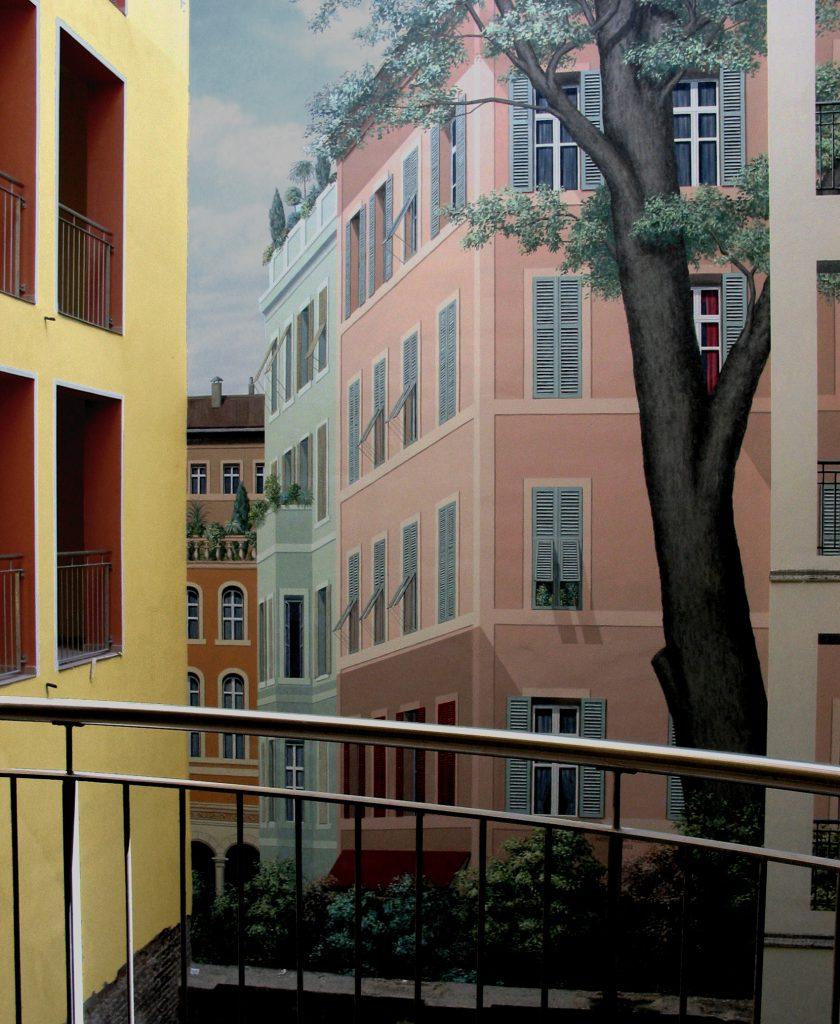 Architekturmalerei 2